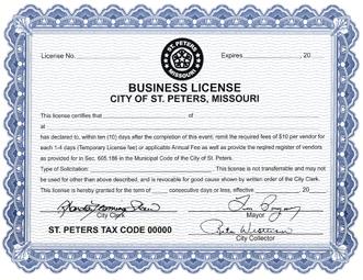 Casino service industry enterprise license