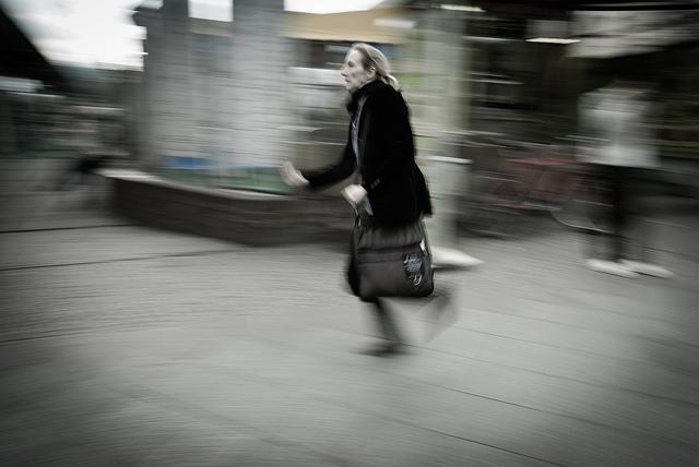 Hurry, Hurry (Courtesy Flicker/Creative Commons - abbilder)