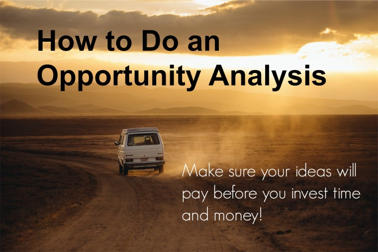 How to do an opportunity analysis